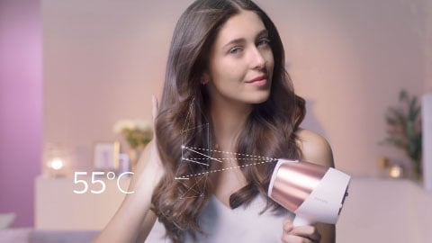 Philips Hair Dryer Prestige video thumbnail, product video