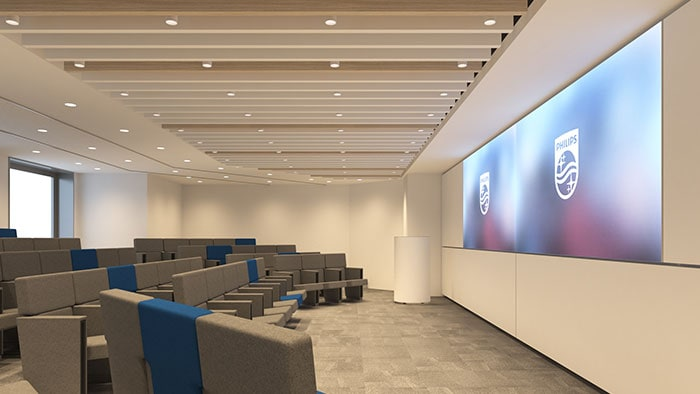 PHILIPS Co-Creation Center レクチャールーム