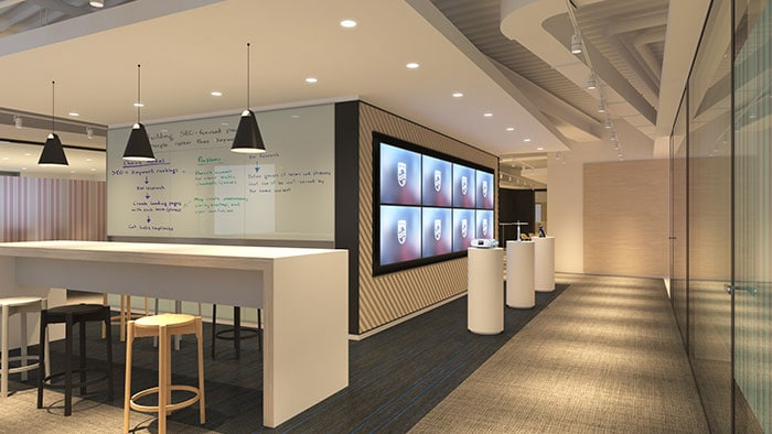 PHILIPS Co-Creation Center ショースペース