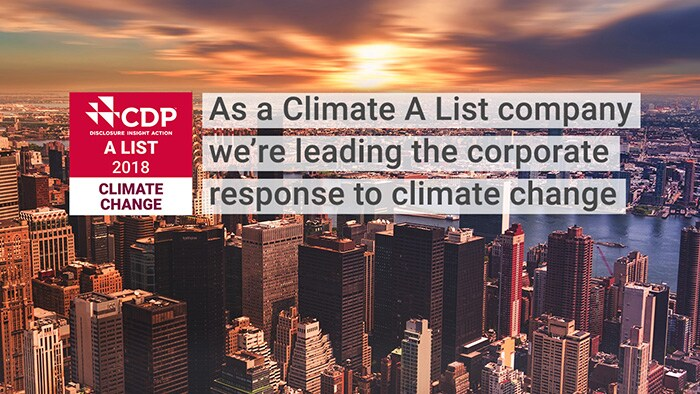 Philips on CDP Climate Change A List for sixth consecutive year