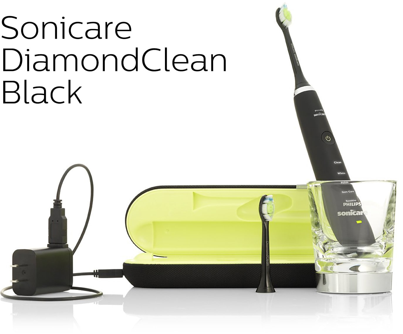 DiamondClean Black